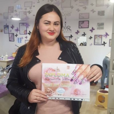 Виктория Боровинская